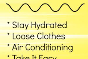 Summer Heat Tips For Seniors