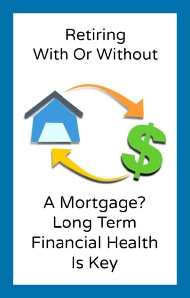 Pay Off A Mortgage For Retirement?