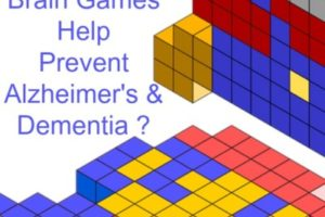 Can Brain Improvement Games Prevent Alzheimer's and Dementia?