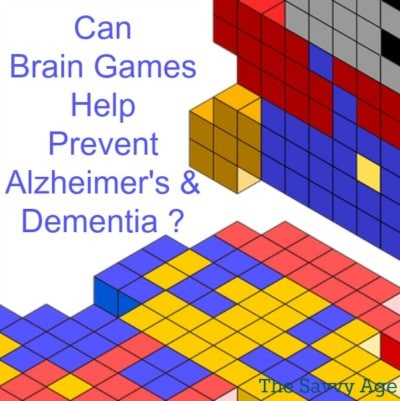 Can Brain Improvement Games Prevent Alzheimer's and Dementia?