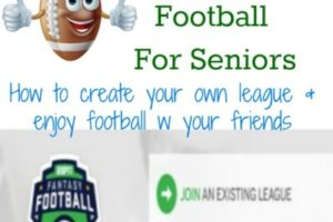 Fantasy Football For Seniors