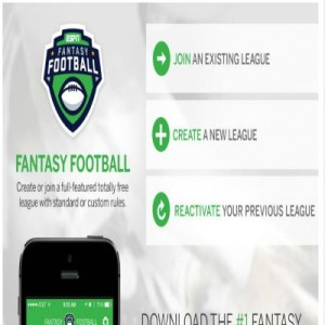 How to create FFL League.