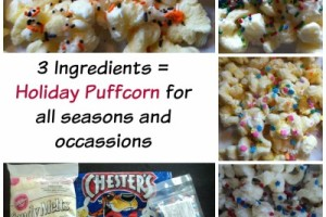 Addictive Holiday Puffcorn Recipe