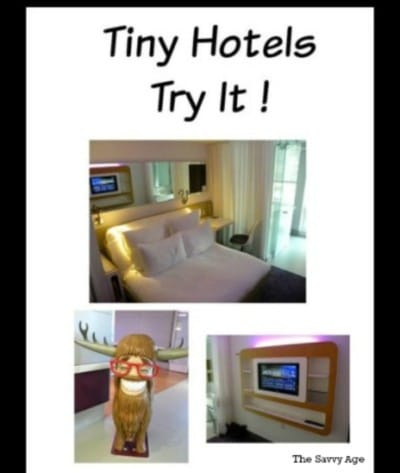 The Tiny Hotel: Try It You May Like It!