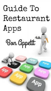 Guide to restaurant apps: dining in or out these apps can make the experience a breeze.