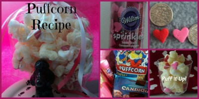 Enjoy this quick and easy Valentine's Day Puffcorn Recipe! You won't be disappointed.