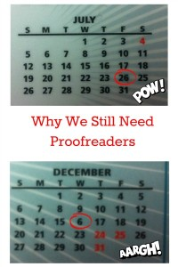 Never Underestimate The Value Of A Proofreader …