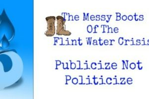 The Messy Boots Of The Flint Water Crisis – Publicize Don't Politicize