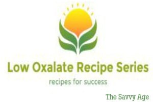 Low Oxalate Recipe Series Resource Guide and free dessert!