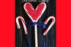 Christmas In July: Patriotic Valentines Christmas Lollipop Recipe