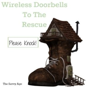 Wireless Smart Doorbells To The Rescue