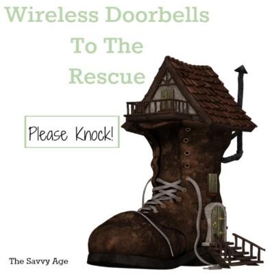 Wireless Smart Doorbells To The Rescue