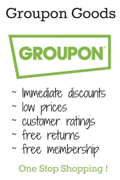 Enjoy a variety of daily discounts and deals at Groupon Goods.