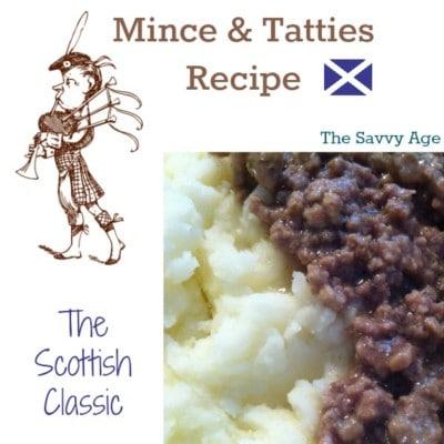 Mince & Tatties: Traditional Scottish Comfort Food