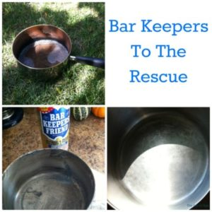 My Favorite Stainless Steel Friend Is Bar Keepers