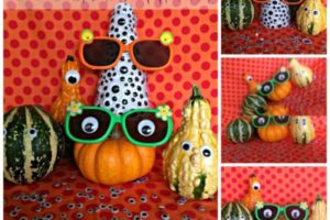 DIY Googlyween Decoration