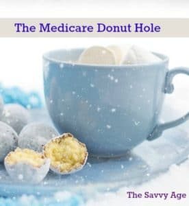 The Medicare Donut Hole Costs This Year
