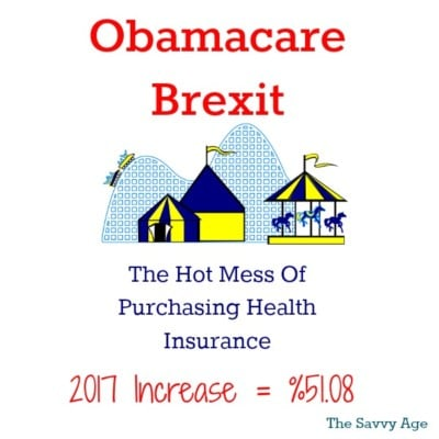 Obamacare Brexit: 2017 premiums increase %51.08. What does the future hold for Obamacare?