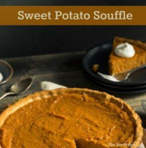 Yummy! Sweet Potato Souffle Recipe