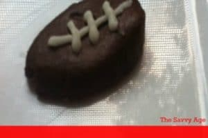 Touch Down! DIY Football Fudge
