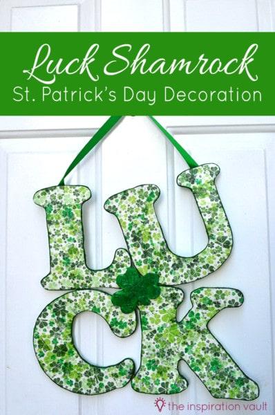 luck decoration