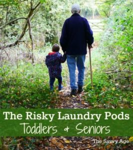 The Laundry Pod: Children and Seniors At Risk