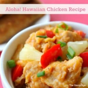 Aloha! Yummy Hawaiian Chicken Recipe