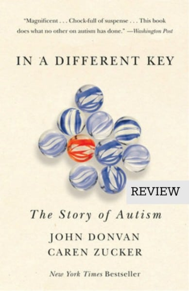 Riveting story and history of autism.