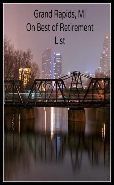 Grand Rapids, Michigan Makes Retirement List