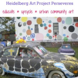 The Heidelberg Project Continues To Upcycle and Educate