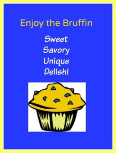 Meet the popular Bruffin pastry.