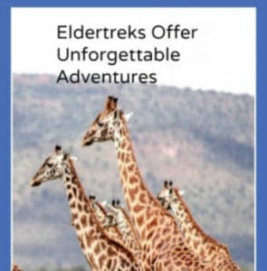 Eldertreks Offers Senior Travel