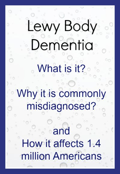 Find out about Lewy Body Dementia (LBD), one of the most common forms of dementia.
