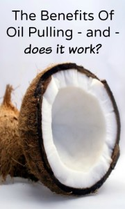 Oil Pulling Does It Work?