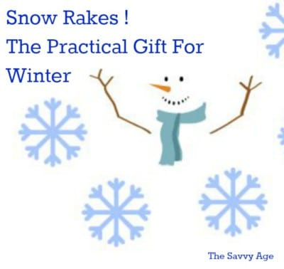 The Snow Rake – A Practical Snow Removal Gift For Winter