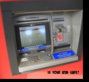 Cardless ATM Combat Fraud