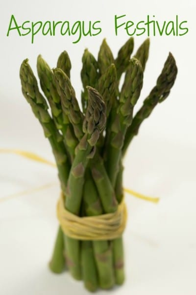 Spear it! Enjoy Asparagus Festivals across the United States.