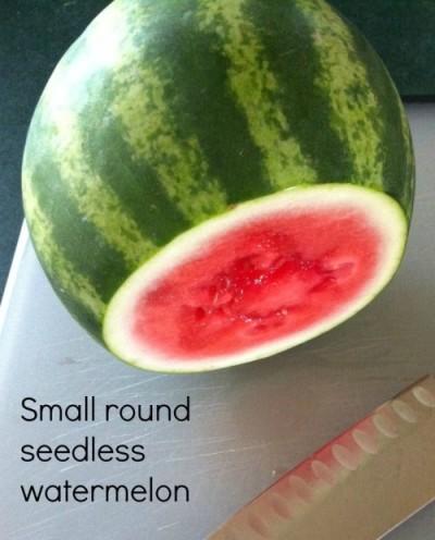 watermelon round
