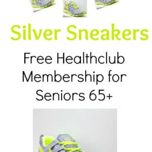 Silver Sneakers program offers free healthclub membership for 65+ Seniors