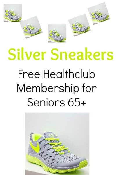 Silver Sneakers program offers free healthclub membership for 65+ Seniors