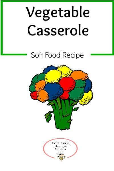 Flexible and adaptable vegetable casserole recipe.