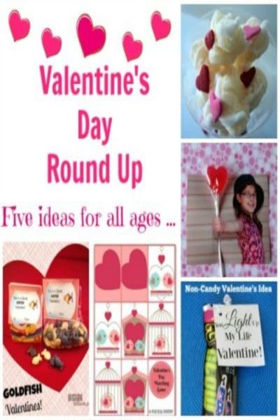 Five DIY Valentine's Day Craft Ideas & DIY.