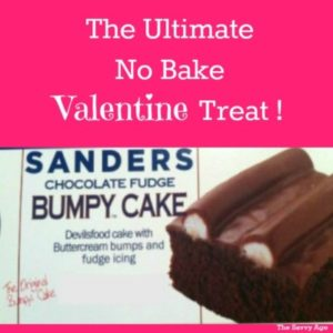 Bumpy Who? Sanders Bumpy Cake Review