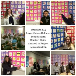 Quilt It! Project Linus Community Service Project: Classroom Quilts