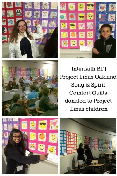 Community service project: the classroom quilt 12 quilts made by 425 seventh graders and 50 volunteers!