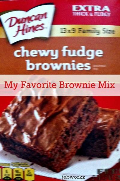 Duncan Hines Cake Like Brownie Mix