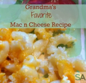 Grandma's Favorite Mac n Cheese Recipe