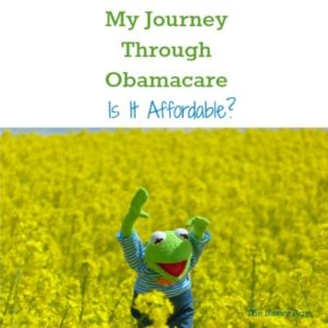 Is Obamacare Affordable? My Journey As An Inaugural Member