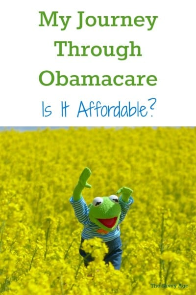 My three year journey through Obamacare. Is it affordable? %41.6 price increase for health insurance.
