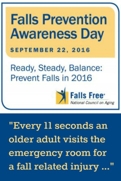 National Fall Prevention Awareness Day is the first day of Fall. Learn how to prevent falls with resources from the NCOA.